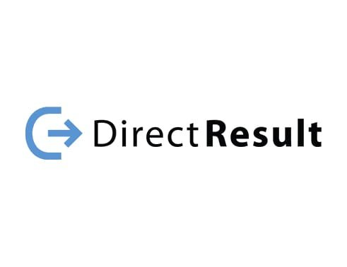DirectResult logo