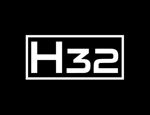 H32 logo