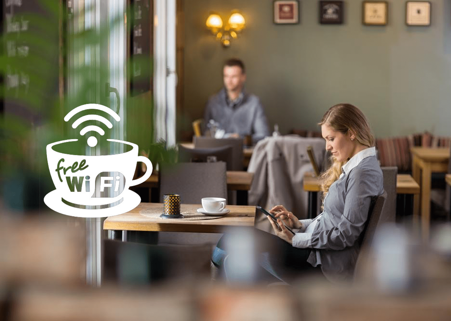 gratis cafe wifi