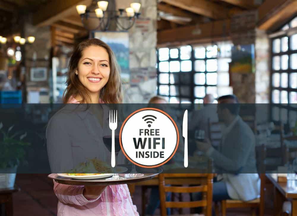 restaurant wifi