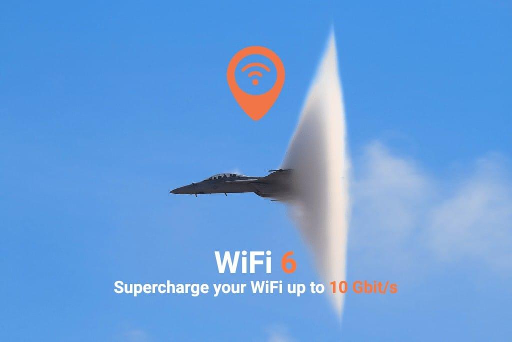 wifi 6 soeed