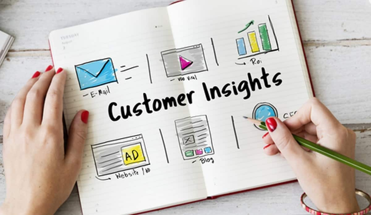 Customer insights 3 Analytics Customer insights 3
