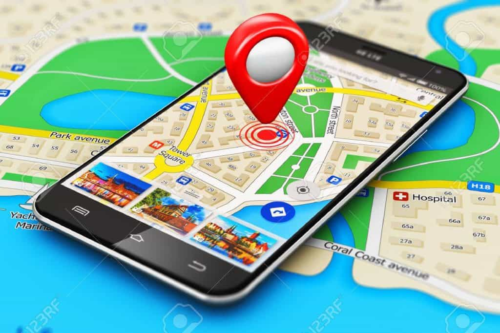 35483452 creative abstract gps satellite navigation travel tourism and location route planning business conce Restaurant & Hospitality 35483452 creative abstract gps satellite navigation travel tourism and location route planning business conce