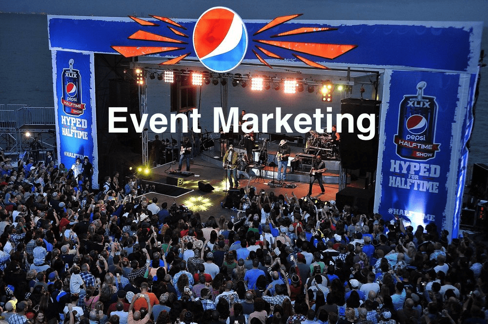 Pepsi Event - Do You Want To Improve Your Event Marketing? Here Are 5 Strategies You  Should Consider