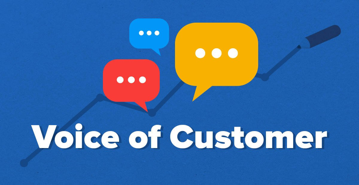 voc strategy - 5 Key Components of an Effective Voice of the Customer (VOC) Program