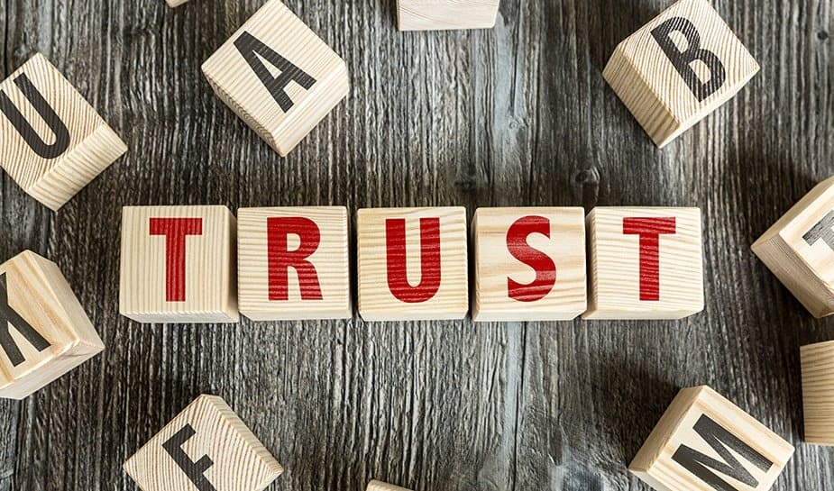 Trust2 1 - 5 Ways to Use Customer Service to Build Customer Brand Trust